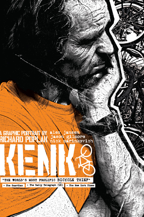 Kenk: A Graphic Portrait